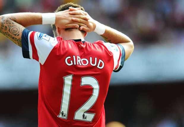 Nicolas Anelka: Olivier Giroud Cukup Untuk Arsenal