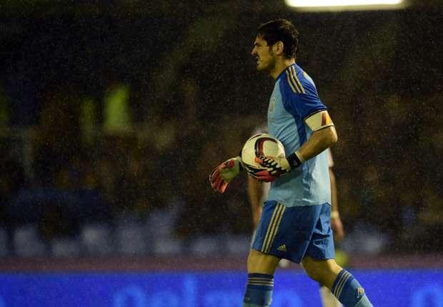 Spanyol Balaskan Dendam Atas Slowakia, Iker Casillas Puas