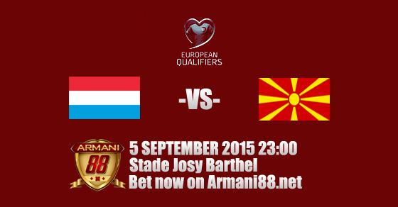 Prediksi Luxembourg vs Macedonia 5 September 2015