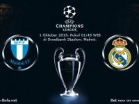 Prediksi Malmo FF vs Real Madrid 1 Oktober 2015