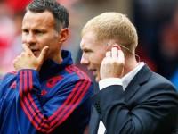 Ryan Giggs Bujuk Paul Scholes Latih Manchester United U-19