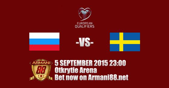 Prediksi Russia vs Sweden 5 September 2015