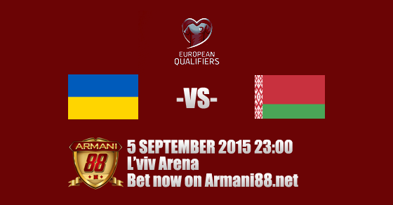 Prediksi Ukraine vs Belarus 5 September 2015
