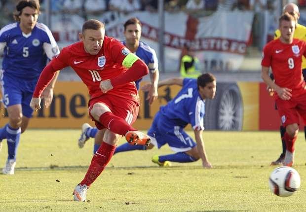 Wayne Rooney Fokus Pada Kemenangan, Bukan Rekor