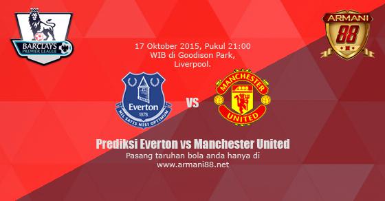 Prediksi Everton vs Manchester City 17 Oktober 2015