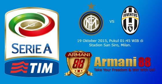 Prediksi Inter Milan vs Juventus 19 Oktober 2015