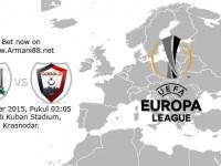 Prediksi Krasnodar vs Gabala 2 Oktober 2015