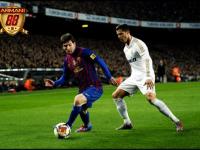 Messi Tak Bermaksud Menyaingi Ronaldo