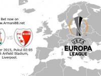 Prediksi Liverpool vs FC Sion 2 Oktober 2015