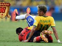 Neymar Kena Sanksi FIFA Karena Pajak