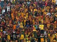 Suporter Sriwijaya FC Diminta Tertib di Malang