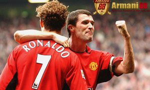 Roy Keane Yang Ciptakan Cristiano Ronaldo