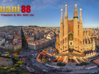 Barcelona Rumah Para Juara