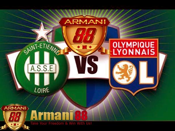 Lyon-Vs-St-Etienne 9 November gambar