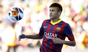Neymar Mengganti Kepemimpinan Messi