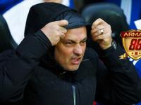 Mourinho-Ketidakhadirannya Adalah Inspirasi