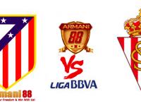 Prediksi Atlco Madrid VS Sporting Gijon 9 Nov