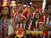 Atletico Madrid Sebuah Keluarga Besar