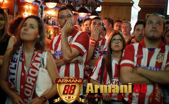 Atletico Madrid Keluarga Besar