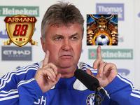 Akhir Gebrakan Mourinho Awal Gebrakan Hiddink