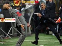 Gebrakan Mourinho Menganulir Target