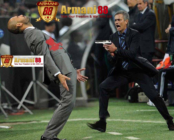 Gebrakan Mourinho hit man copy