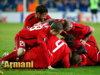 Lawan Manchester United di Liga Eropa