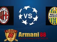 Prediksi AC Milan VS Hellas Verona