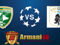Prediksi Avellino VS Virtus Entella 23 Desember