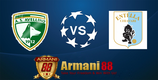 Prediksi Avellino VS Virtus Entella 23 Desember 2015