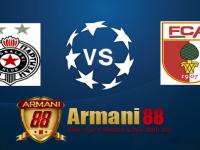 Prediksi Bola Partizan Belgrade VS Augsburg