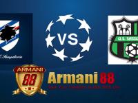 Prediksi Bola Sampdoria VS Sassuolo