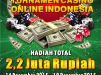 Turnamen Casino Online Indonesia