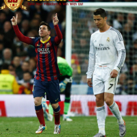 Maradona Inspirasi Lionel Messi
