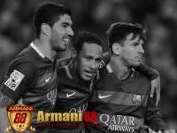 Messi :Cristiano Tidak Layak Finalis Ballon d'Or