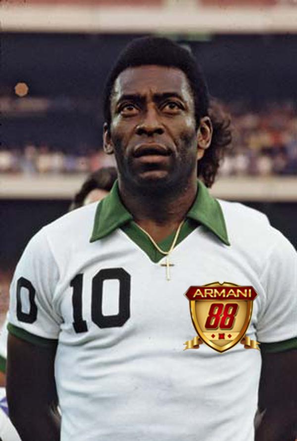 pele brasil legenda