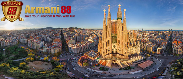 Kota Barcelona markas Barca