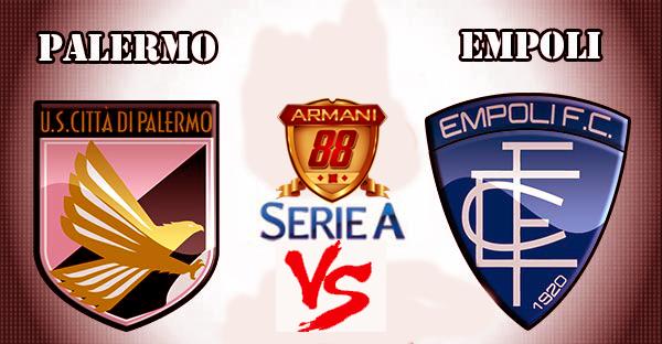 prediksi Palermo-vs-Empoli 3 November 2015