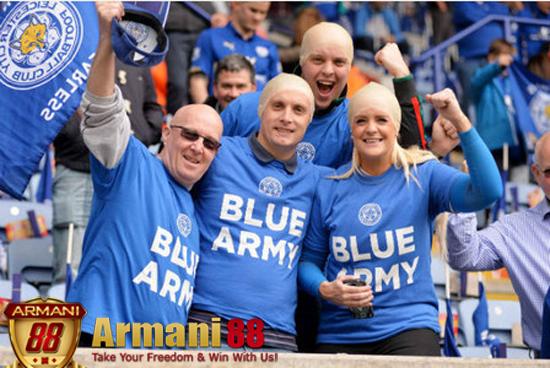 Leicester City Puncak KLasemen Liga Premier Inggris