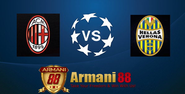 Prediksi AC Milan VS Hellas Verona 13 Desember 2015
