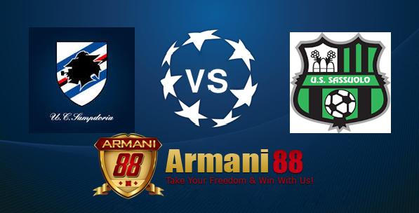 Prediksi Bola Sampdoria Vs Sassuolo 7 Desember 2015