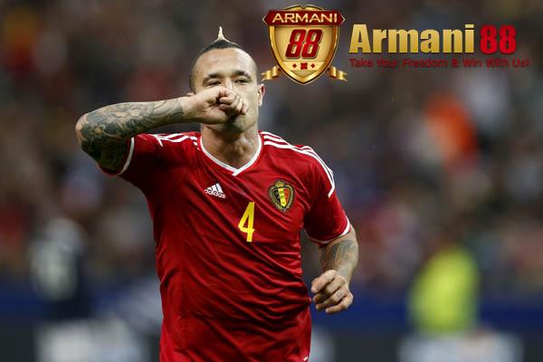 As-roma-radja-nainggolan pemain AS Roma